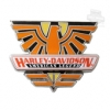 HARLEY DAVIDSON Значок Thunderbird Legend