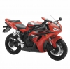LOUIS Модель мотоцикла HONDA 2007 CBR1000RR BIKE RED 1:12