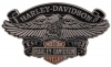 HARLEY DAVIDSON Значок Eagle Relic Nickel