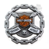 HARLEY DAVIDSON Значок Genuine Article
